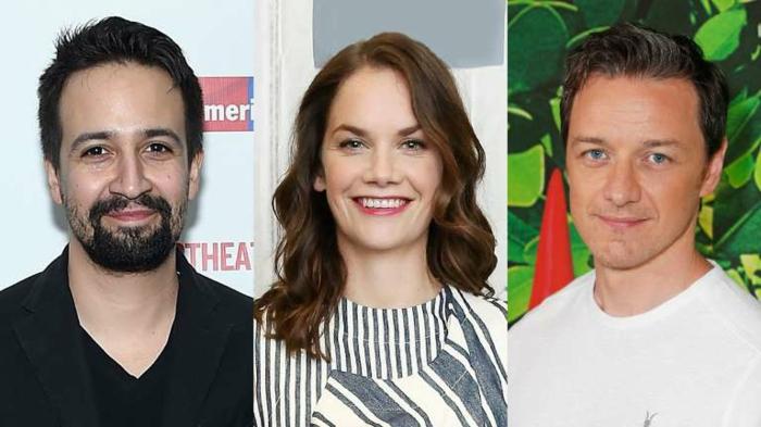 die drei Schauspieler aus der Besetzung von His Dark Materials sind sehr cool