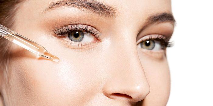 Haut glätten, Fältchen entfernen mit Hyaluronsäure