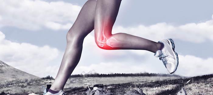 Injizierung bei Gelenkbeschwerden oder Arthrose