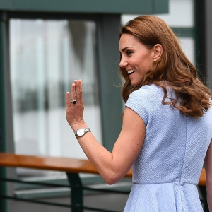 Wimbledon 2019: Herzogin Kate bekommt besonderes Geschenk für Prinz Louis