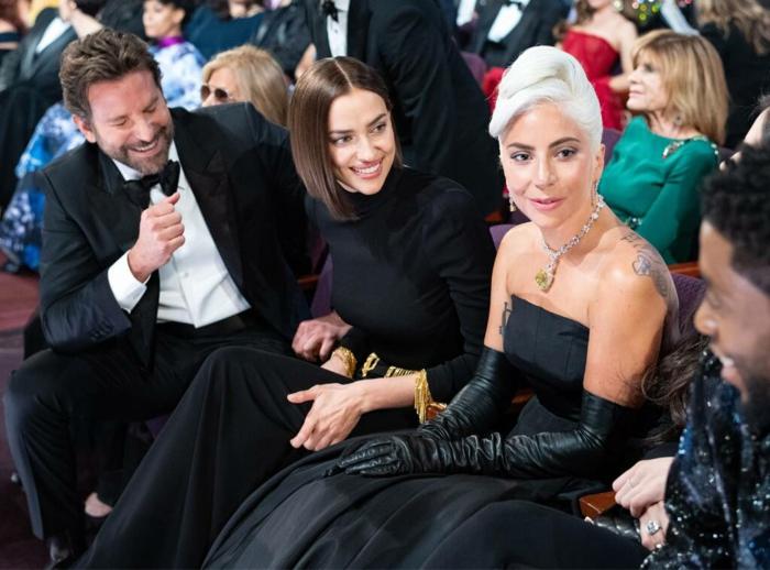 Bradley Cooper, seine Frau und Lady Gaga, ein Dreieck aus verliebten Paaren, Lady Gaga und Bradley Cooper