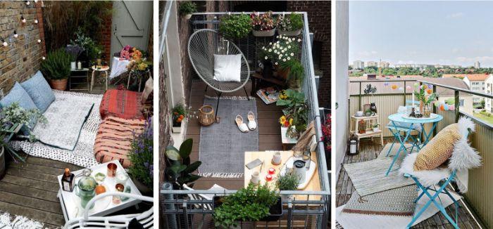 obi terrassenplaner, drei ideen auf einmal, deko zum inspirieren, collagebild, ideen