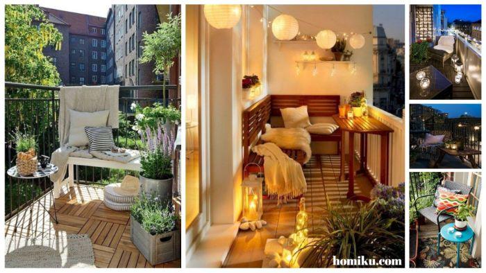 obi terrassenplaner, collage mit mehreren ideen zum entlehnen, deko auf der terrasse