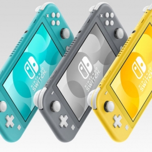 Nintendo Switch Lite - eine günstige Alternative zur Switch