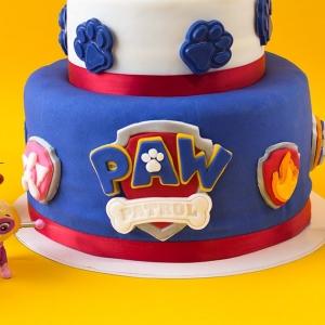 Paw Patrol Torte - ein Highlight auf jeder Kinderparty
