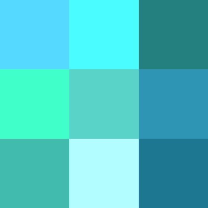1001 + Ideen Für Innendesign Und Deko In Petrol Farbe