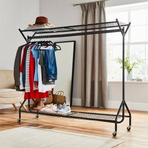 Kleiderstange - Der absolute Blickfang für jeden Raum