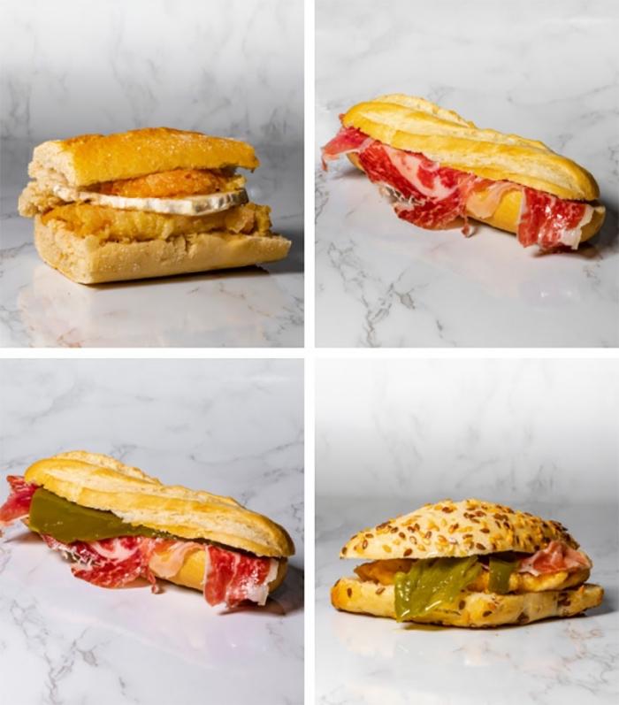 picknickessen rezepte, snacks für party, picknick essen ideen, sandwiches mit fleisch