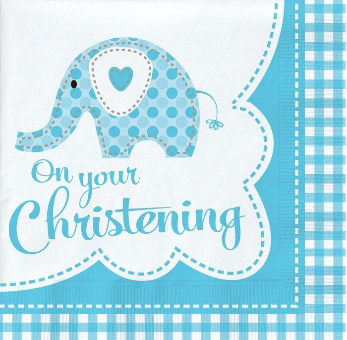 taufe tischdeko, eleganten karte für die gäste, geschenkideen einladung oder deko