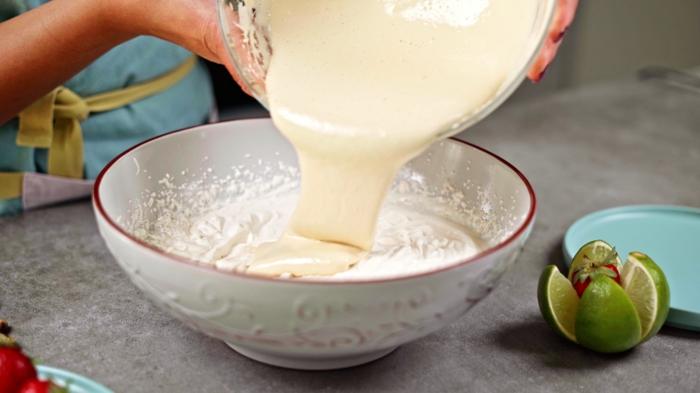6 eiscreme ohne eismachine selber machen semifreddo eis einfaches rezept zutaten msichen
