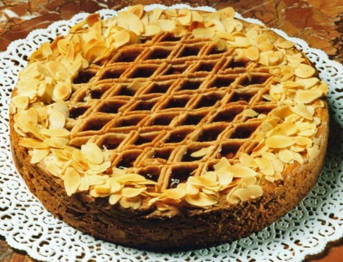 linzertorte backen, ein klassisches rezept und traditionelle gestaltung, torte nach linzer art