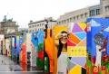 Berlin feiert das 30. Jubiläum des Mauerfalls mit einer Freiheitswolke und siebentägigem Festival