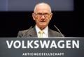 VW-Legende Ferdinand Piëch ist im Alter von 82 Jahren verstorben