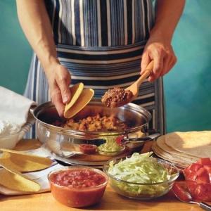 10 Hausgemachte schnelle Rezepte fürs Mittagessen