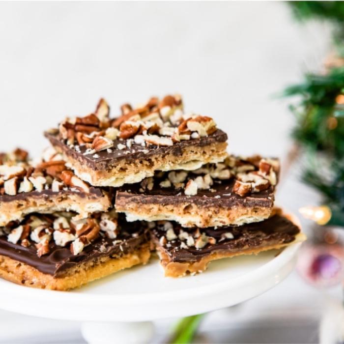 fingerfood rezepte einfach, partyessen schnell, kekse mit erdnussbutter, schokoalde und walnüssen
