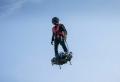 Mit Flyboard über Ärmelkanal – eine erfolgreiche Mission