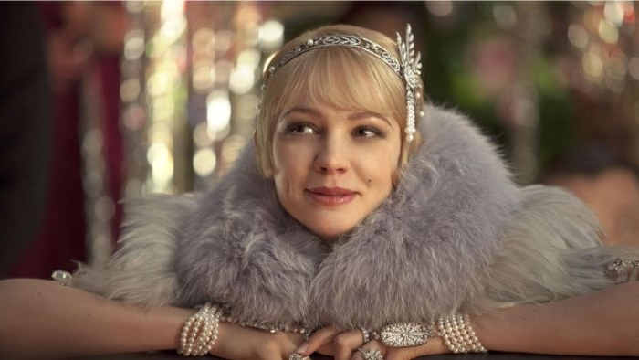 20 er jahre outfit, die schöne schauspielerin von dem film the great gatsby, trendlooks 20er