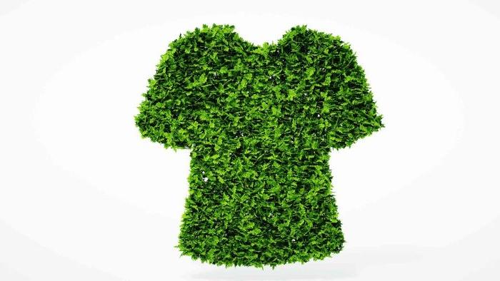 fairtrade kleidung, grünes tshirt kreative gestaltung, digital visual design