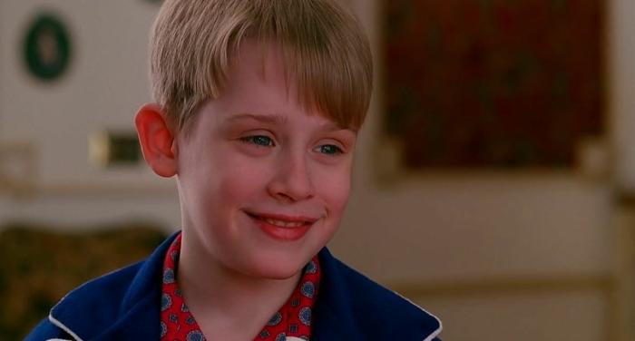Kevin - Allein zu Haus, ein niedliches Foto von dem Jungen, ein bekannter Aktor als Kind