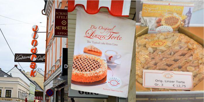 linzer torte, originelles rezept in linz vor ort probieren, reise nach österreich, linzer restaurant