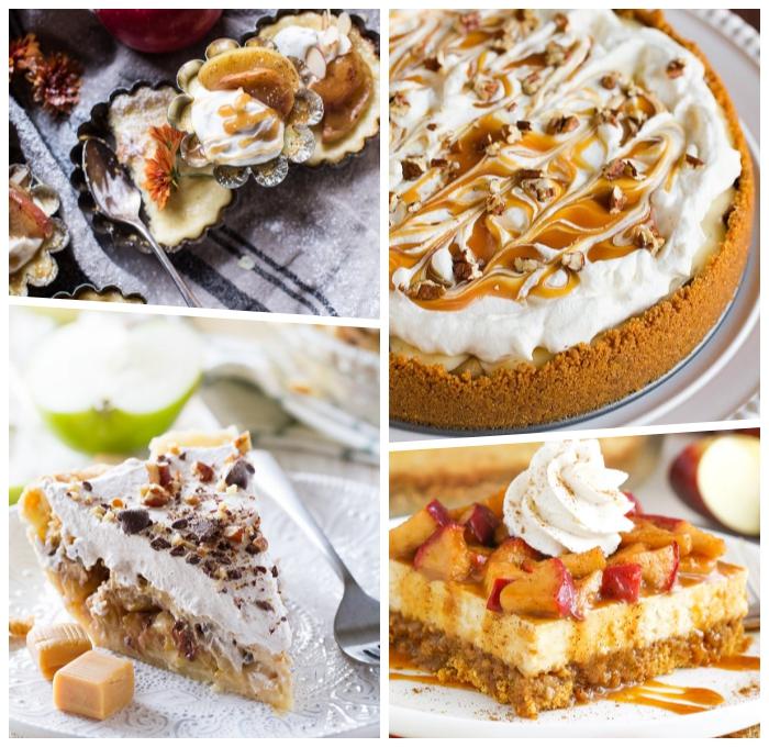 kuchen ohne kohlenhydrate, low carb torte mit äpfeln, low carb nachtisch ideen