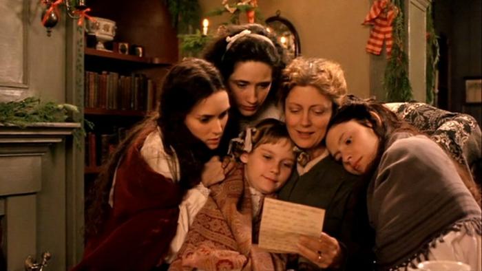 Little Women wurde mehrmals verfilmt, einmal in 1994 von Hallmark mit Kirsten Dunst