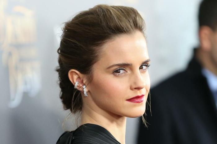 Emma Watson, ist eine der Hauptdarsteller in der Verfilmung von Little Women