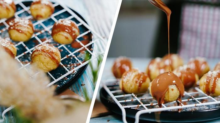 marzipankugeln selber machen marzipan bällchen rezept einfach un schnell dessert zu weihanchten