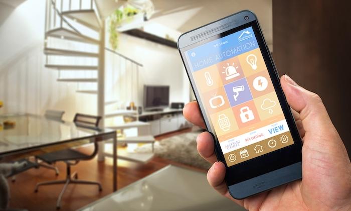 Heizung und Elektrogeräte, Schlösser und Kameras komfortabel per Smartphone steuern