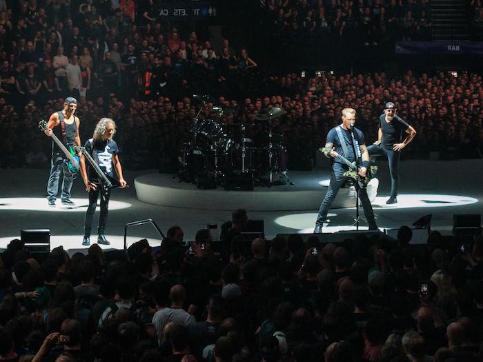 Die Heavy-Metal-Band Metallica spendete 250.000 Euro an Kinderkrebsklinik in Bukarest