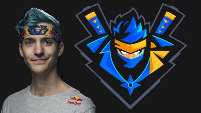 Ninja und sein Ninja Avatar, er war einmal auf der Plattform Twitch, jetzt ist er bei Mixer