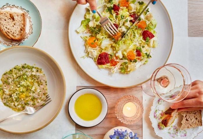mittagessen vorschläge, eine schöne idee für speisen, leckere abendessen ideen