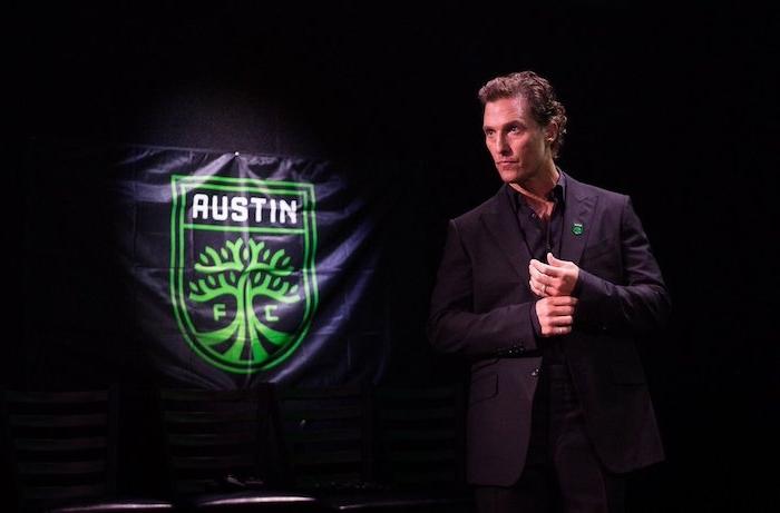 Der Schauspieler hat vor kurzem Aktien des Fußballvereins Austin F.C. gekauft