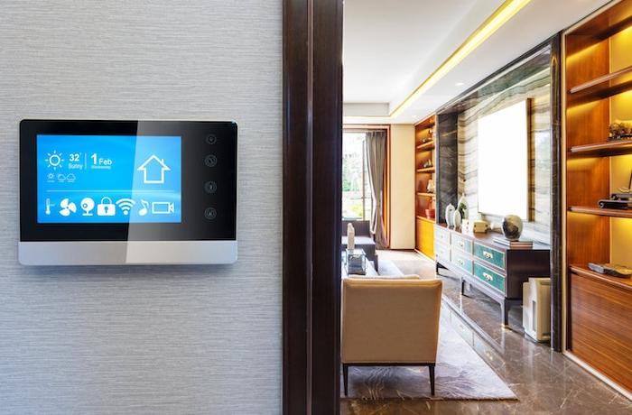 Mit Smart Home alles unter Kontrolle haben, höchster Komfort für Ihre Familie