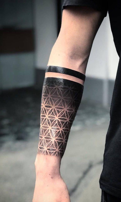 Großes Unterarm Tattoo, Männer Tattoos Ideen zum Inspirieren und Entlehnen