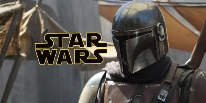 Star Wars, Boba Fett mit einem Helm und eine Ausrüstung oder das ist Jango, The Mandalorian