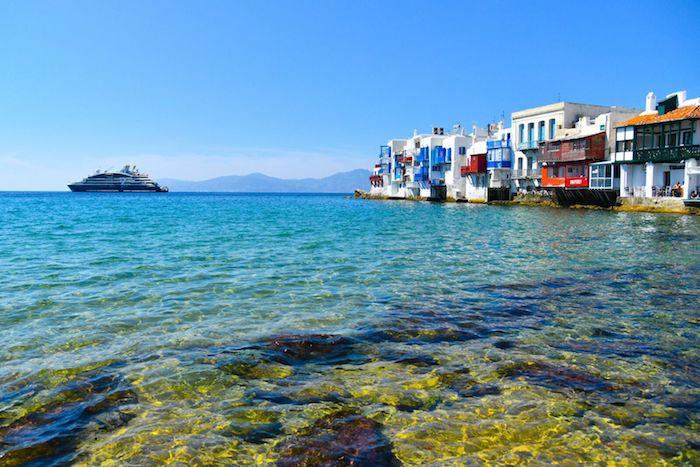 Entdecken Sie alles, was das Mittelmeer zu bieten hat