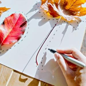 Basteln mit Kindern im Herbst - die coolsten Ideen