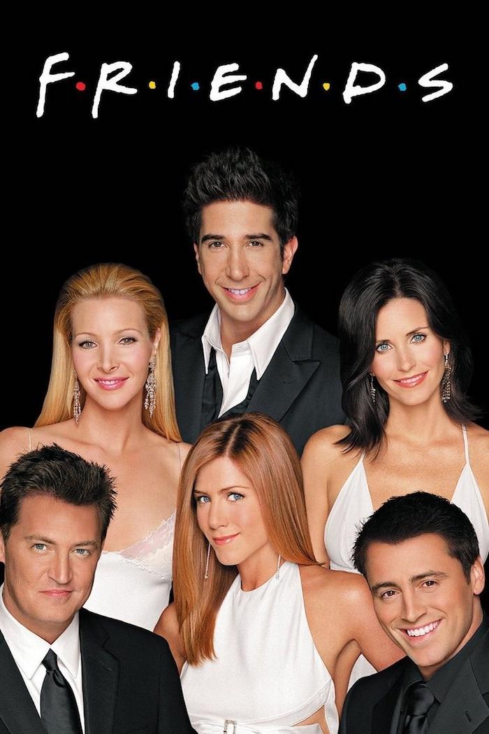 """Die wohl beliebteste Serie der Neunziger """"Friends"""" wurde 25"""
