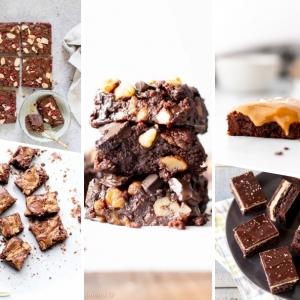 Brownies selber machen: 9 Ideen für ein leckeres Brownie Rezept!