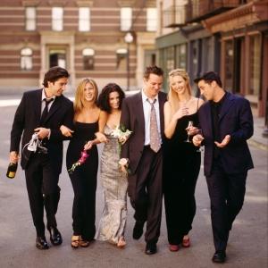 """25 Jahre """"Friends"""" - Die Stars grüßten ihre Fans zum Jubiläum"""