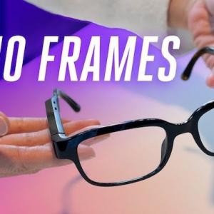 """Amazon hat seine neue Brille namens """"Echo Frames"""" präsentiert"""
