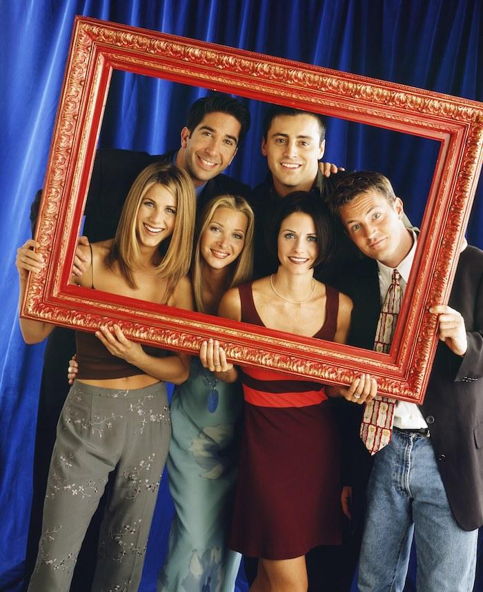 """Zum 25-Geburtstag erinnern sich die Stars an den Start der Serie """"Friends"""""""