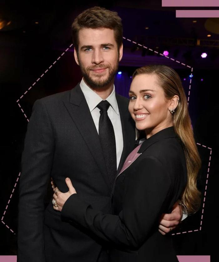 Liam Hemsworth, Miley Cyrus haben sich geschieden nach 8 Monaten Ehe