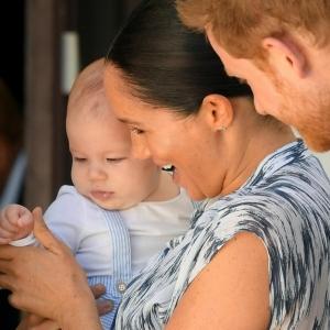 Master Archie ist ganz sein Vater, Prinz Harry