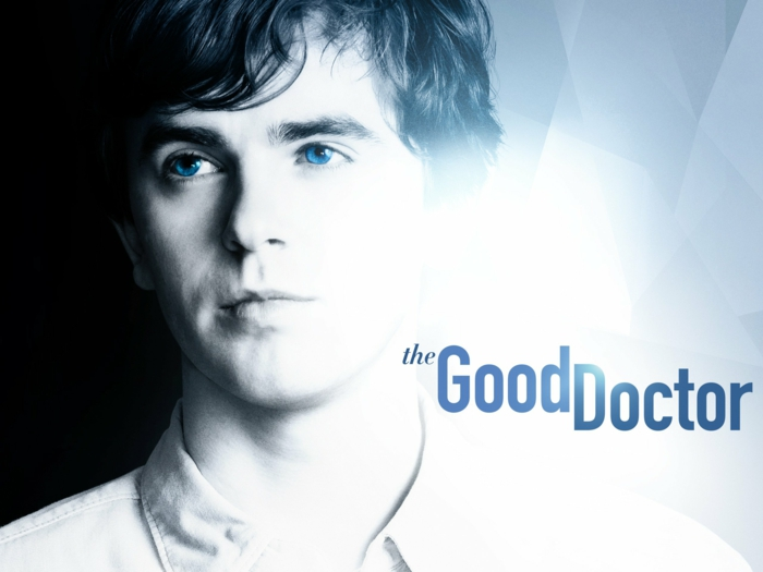 ein Foto von dem guten Doktor, in dieser Serie nimmt Robert Sean Leonard teil