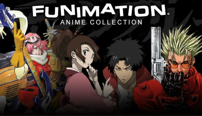 Funimation Anime Kollektion von Sony, Szenen aus Trigun und Samurai Champloo