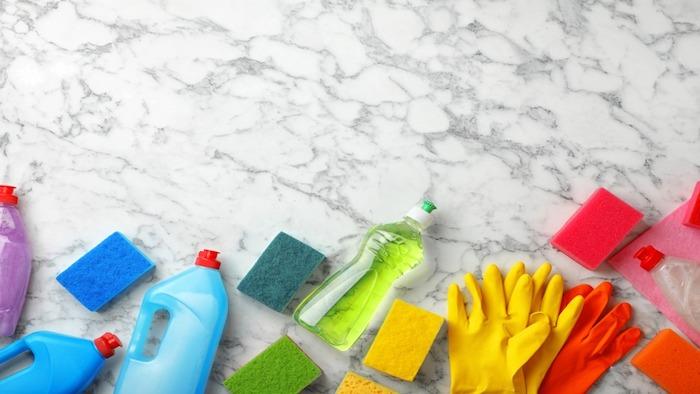 Ordnung und Sauberkeit am Arbeitsplatz