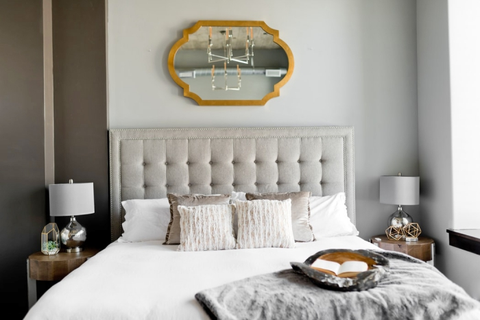 cozy home tipps, schlafzimmer einrichten und dekorieren, schlafzimmerdeko in skandinavischem stil