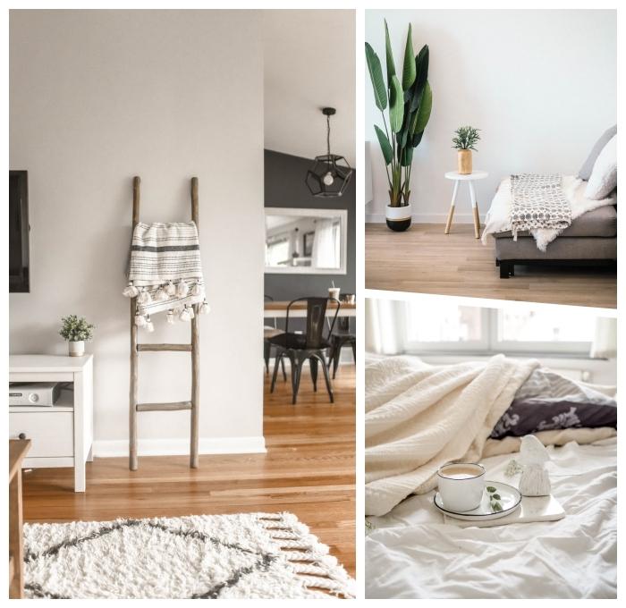 cozy home schaffen tipps, wohnung gemütlich einrichten, wohnungsdeko ideen, skandinavisch leben